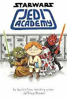bookcover of JEDI ACADEMY (Jedi Academy #1)  by Jeffrey Brown