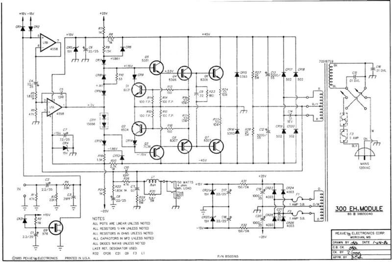 Yamaha Mw Power Supply