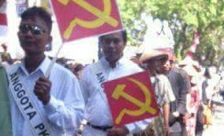 Logo PKI Bertebaran, Densus 88 dan TNI Dimana? - Bos