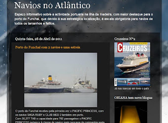 NAVIOS NO ATLNTICO