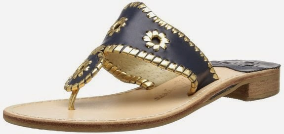 jack rogers nantucket sandal on sale for $50