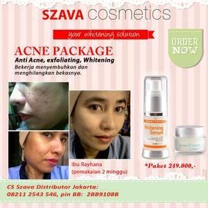 Acne Package 240ribu