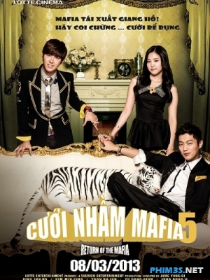 Cưới Nhầm Mafia: Phần 5|| Marrying The Mafia 5: Return Of The Mafia