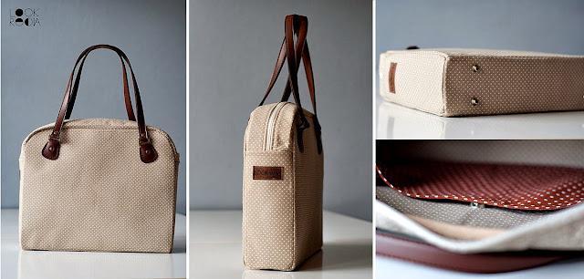 kabelka na notebook