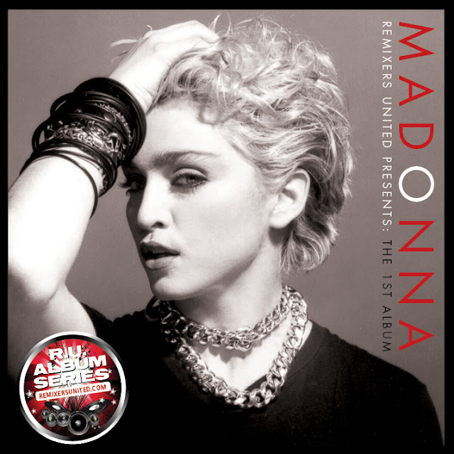 Remixers United Madonna First Album Tribute _ MadonnaUnusualMPAPv.2.0