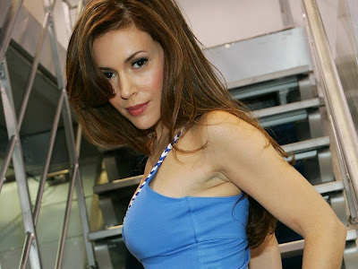 alyssa milano photo