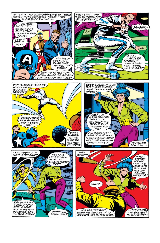 Captain America (1968) Issue #217 #131 - English 9