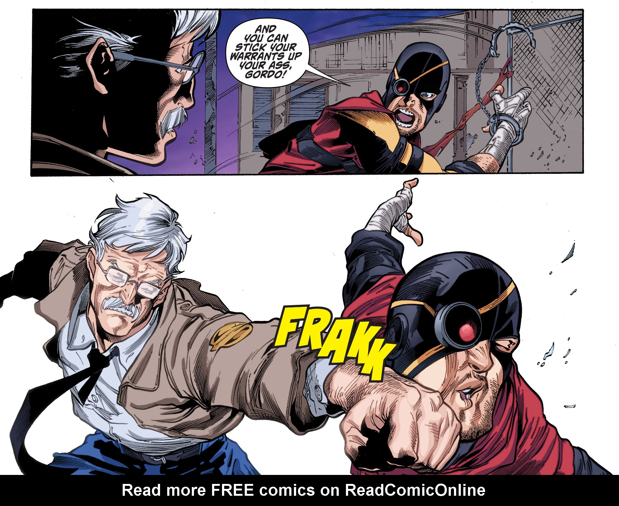 Batman: Arkham Knight [I] Issue #25 #27 - English 20