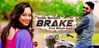 brake punjabi lyrics 2016