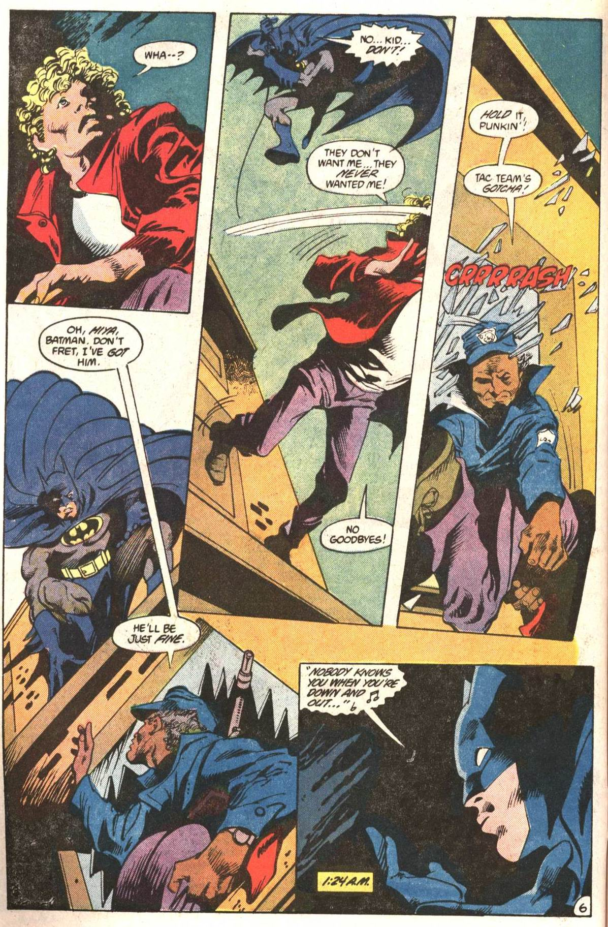 Detective Comics (1937) Issue #567 Page 7