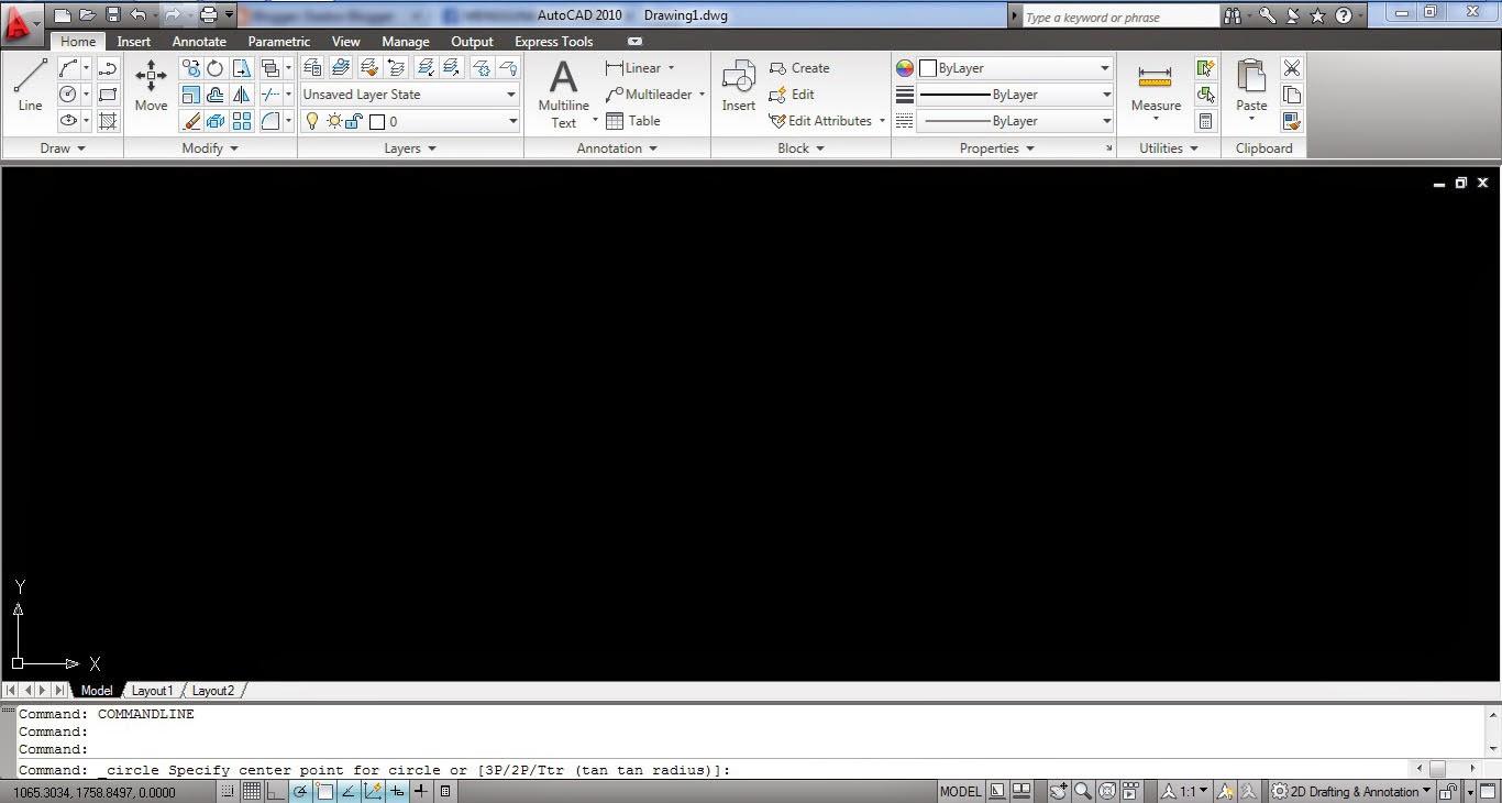 Perintah dasar dalam autocad cadgue for Copy cad