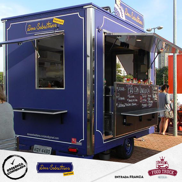 Evento Food Truck dona sebastiana