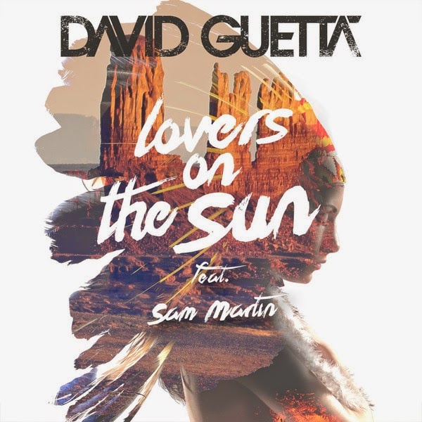 David Guetta - Lovers on the Sun EP Cover