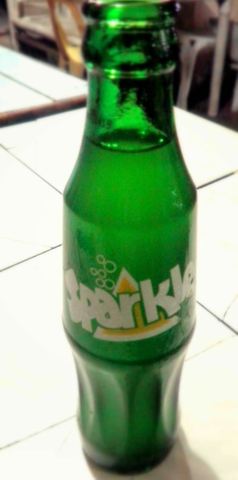 Sparkle softdrink