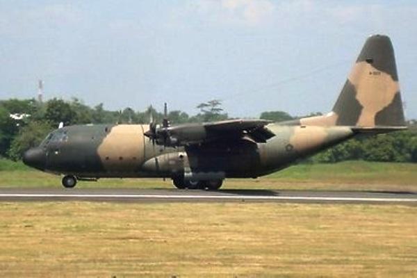 C-130 Hercules TNI