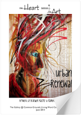 "June Exhibit: ""Urban Renewal"""