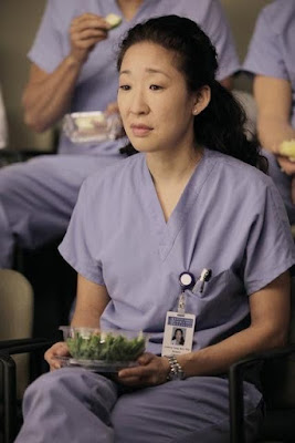 sandra oh cristina yang this magic moment