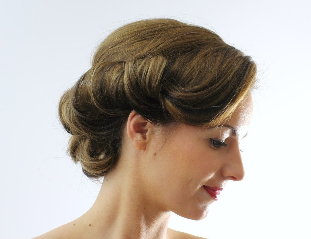 10 Lovely Wedding Updos Lots Of Love Susan