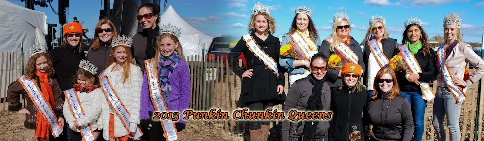 Punkin Chunkin Pageant Blog