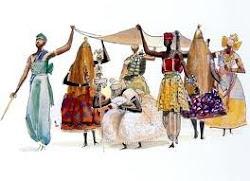 CARYBE AFRICANO