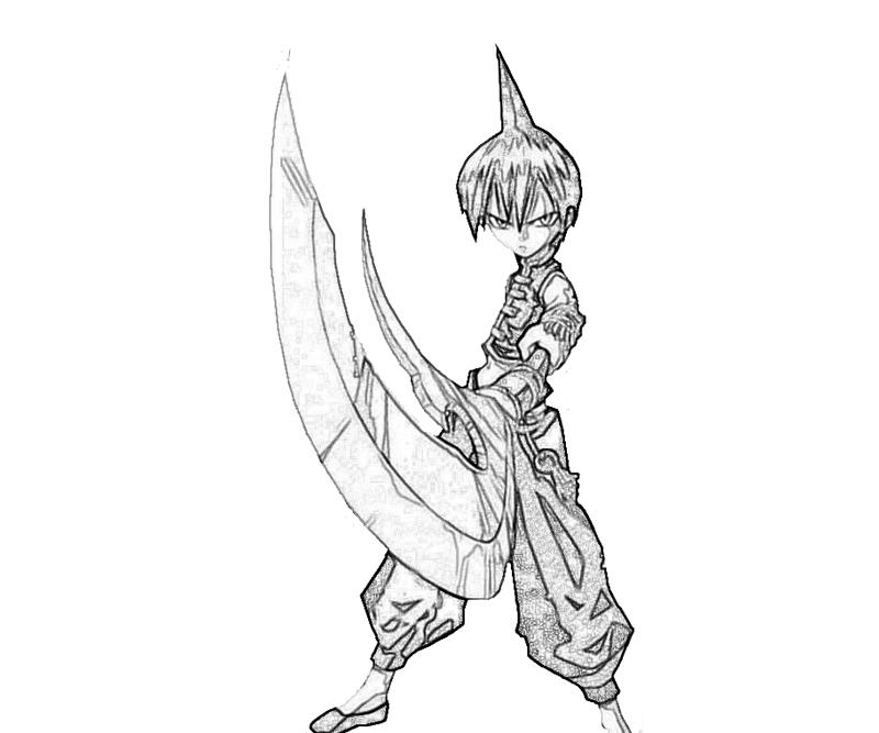 printable-shaman-king-ren-tao-skill_coloring-pages