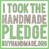I took the Hand made Pledge