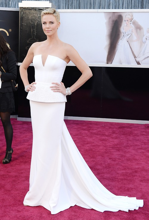 Oscars 2013 Fashion Hits & Misses