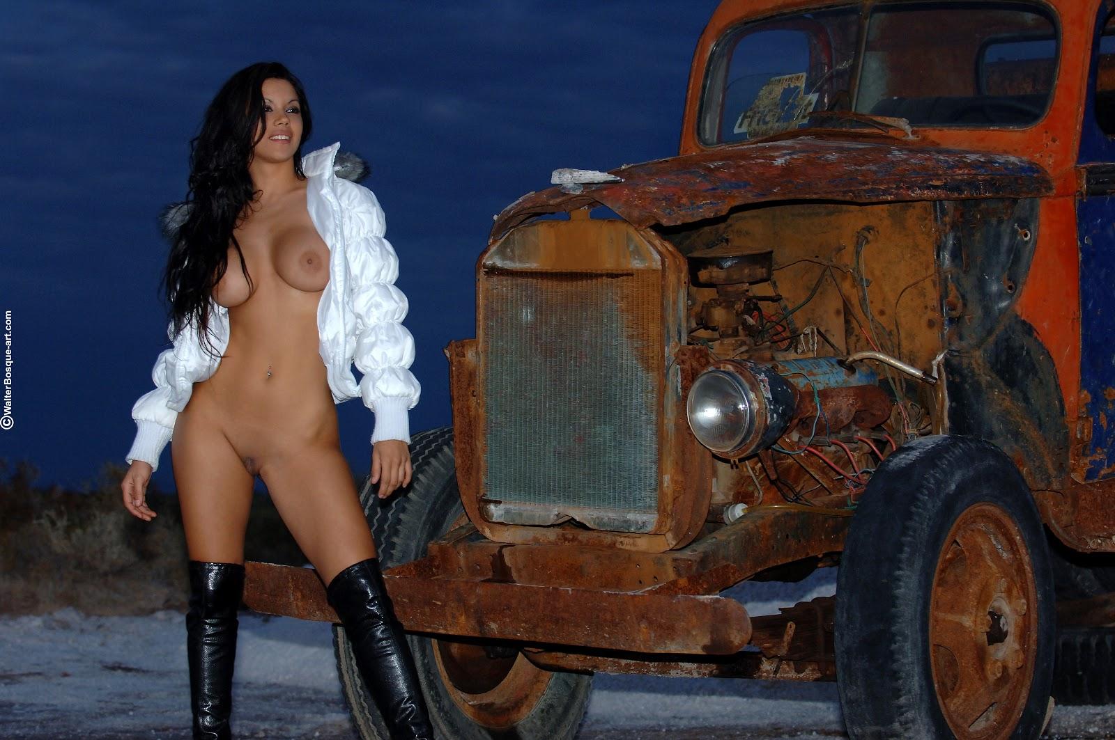Секс в грузовиках 3 фотография