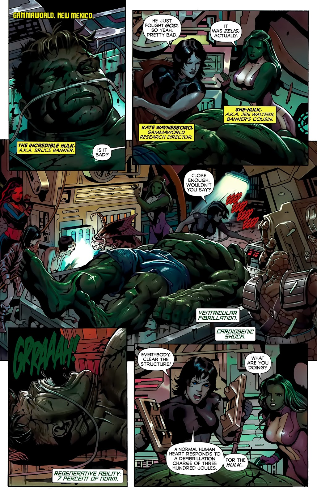 Incredible Hulks (2010) Issue #623 #13 - English 3
