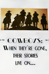 Cowboys: When They're Gone. . .