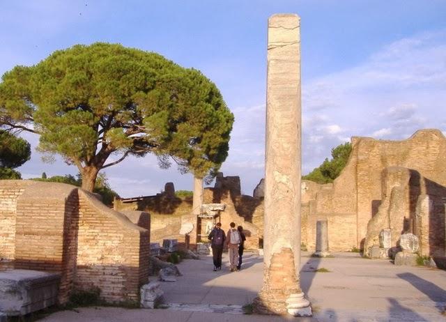Античный римский порт