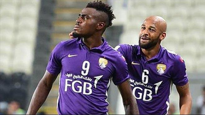 Super Eagles Star Emenike Quits Dubai Club Al Ain