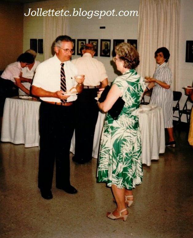 Cradock United Methodist Church Dinner 1984  http://jollettetc.blogspot.com