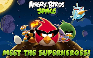 Angry Birds HD Apk for Android Tablets