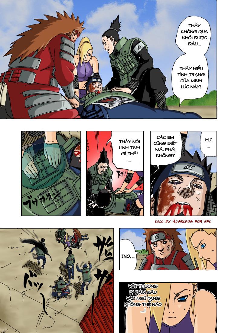 Naruto chap 328.Color Trang 3 - Mangak.info