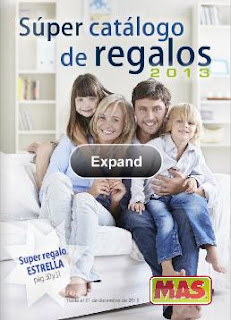 supermercados mas regalos 2013