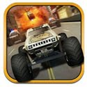 Crazy Monster Truck - Escape 2 Icon Logo