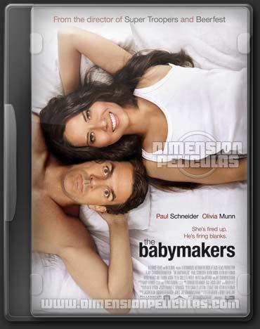 The Babymakers (DVDRip Ingles Subtitulado) (2012)
