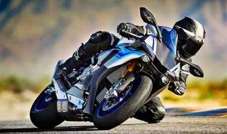 gambar Motor Yamaha R1M terbaru 2015