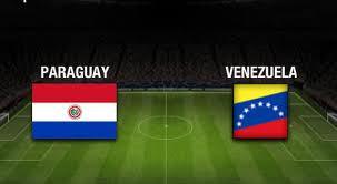 paraguay vs venezuela en vivo