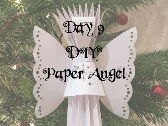 DIY Paper Angel