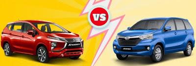 Avanza VS Xpander