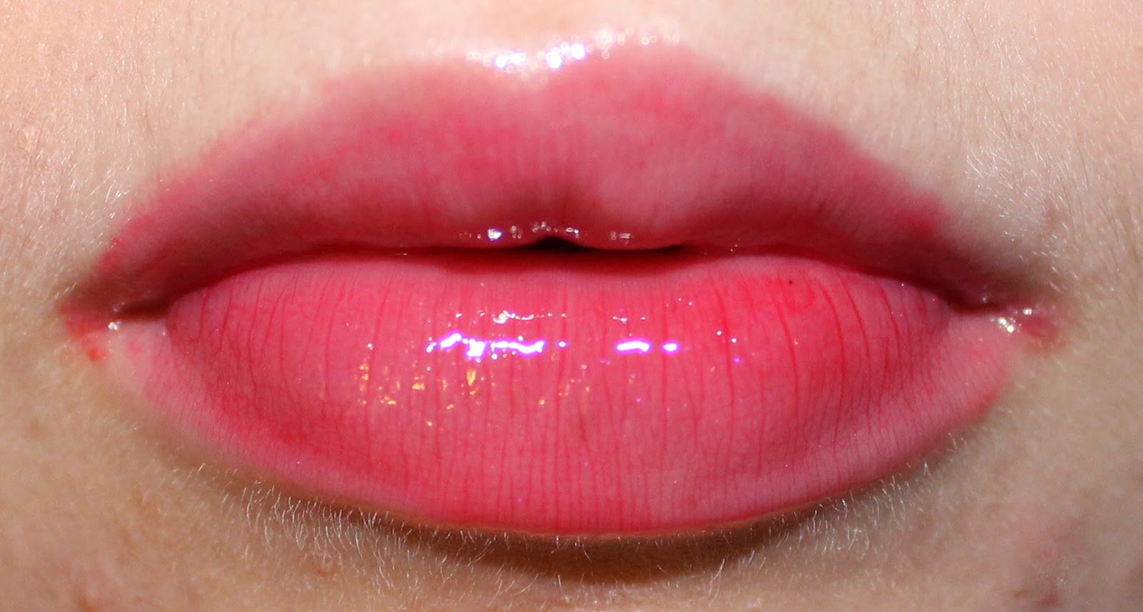 Lancôme Lip Lover #356 Belle de Rouge on Lips