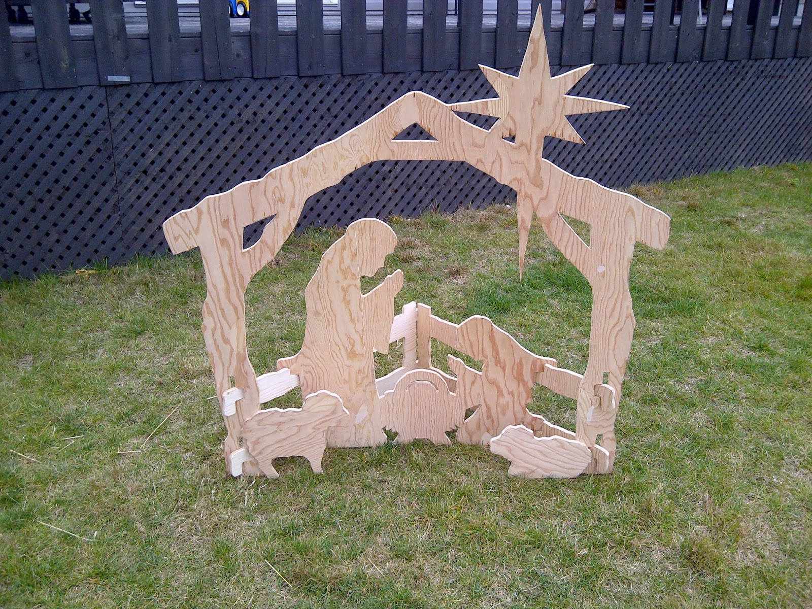 Nativity Scene Patterns For Plywood Myideasbedroomcom