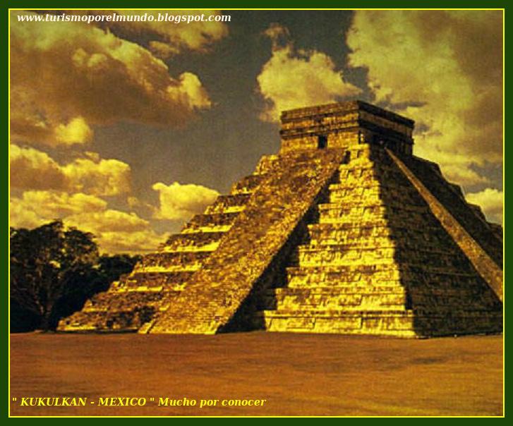 LUGARES DE INTERES EN MEXICO