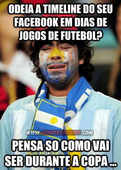 Imagina na copa do Mundo 2012 Brasil - Imagens Engraçadas - Humor - Futebol nas Redes Sociais