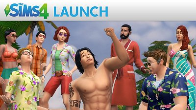 The Sims 4 (Game) - Official Launch Trailer - Song / Music
