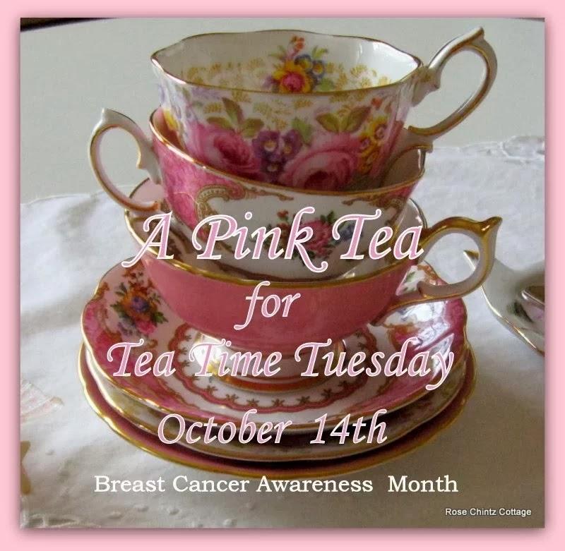 Sandi's Pink Tea