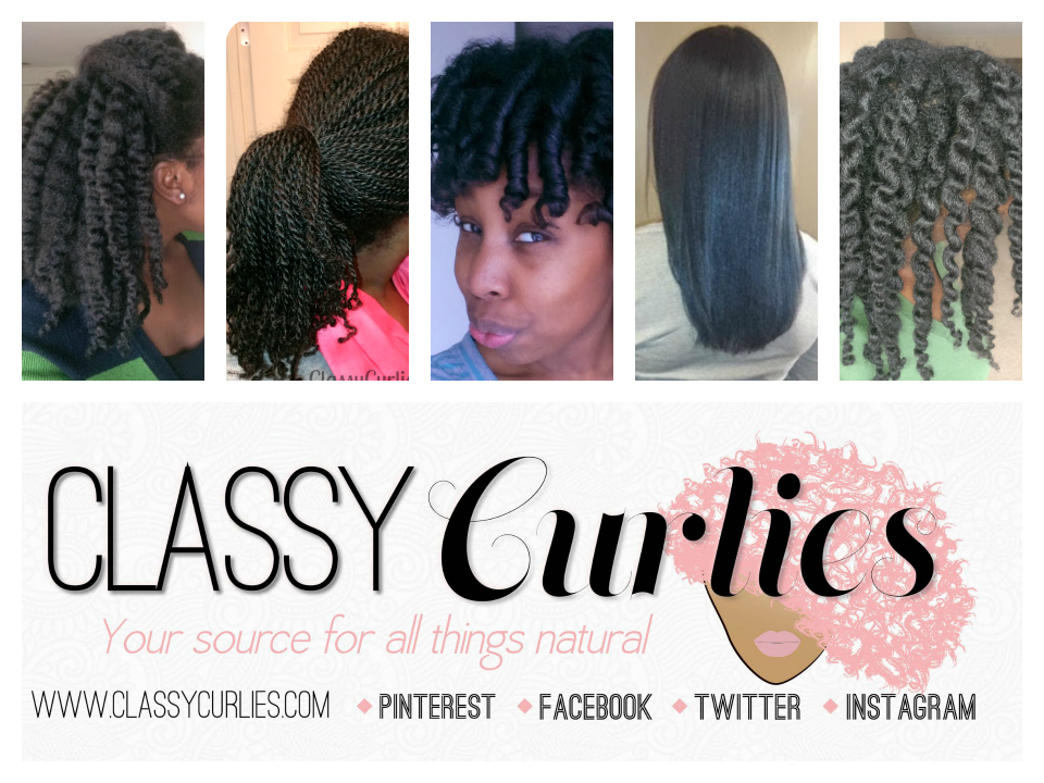 ClassyCurlies.com: Your source for natural hair and beauty care