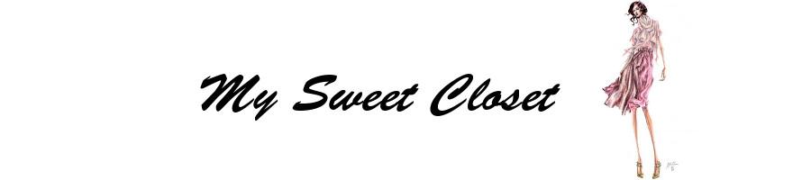 My sweet closet